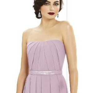 Dessy Collection- Suede Rose Style #2886